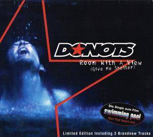 Donots: Room With A View (Give Me Shelter) - Cover