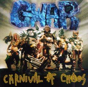 Cover - GWAR: Carnival Of Chaos