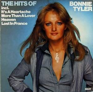 Cover - Bonnie Tyler: Hits Of Bonnie Tyler, The