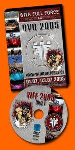 With Full Force 2005 - Cover