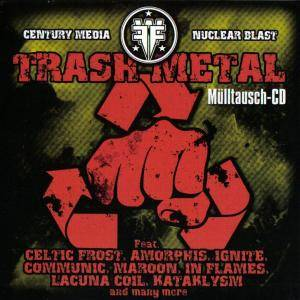 Trash Metal - Cover