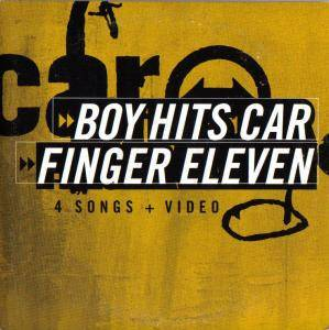 Cover - Boy Hits Car: 4 Songs + Video