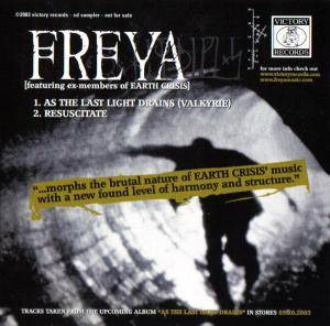 Cover - Freya: As The Last Night Drains / Resuscitate