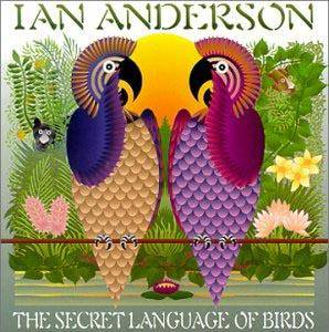 Ian Anderson: Secret Language Of Birds, The - Cover