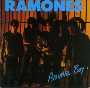 Ramones: Animal Boy - Cover
