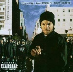 Ice Cube: AmeriKKKa's Most Wanted - Cover