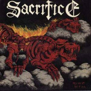 Sacrifice: Torment In Fire - Cover
