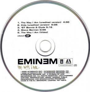 Eminem: The Way I Am (Single-CD) - Bild 3