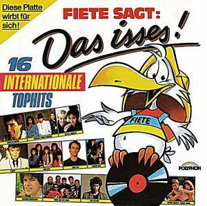 Fiete Sagt: Das Isses - 16 Internationale Top Hits - Cover