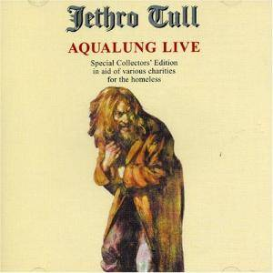 Jethro Tull: Aqualung Live - Cover