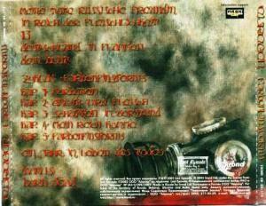 Eisregen: Farbenfinsternis (CD) - Bild 3