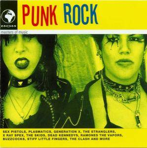Cover - Spizzenergi: (Masters Of Music) Punk Rock