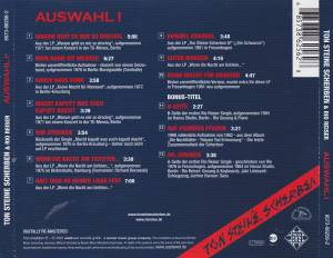 Auswahl I 1970 1981 Split Cd 2001 Re Release Remastered