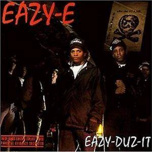 Eazy-E: Eazy-Duz-It - Cover