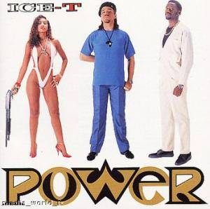 Ice-T: Power - Cover