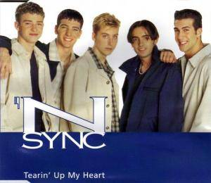 *NSYNC: Tearin' Up My Heart - Cover