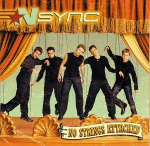 Cover - *NSYNC: No Strings Attached