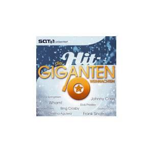 Hit Giganten Weihnachten.Die Hit Giganten Weihnachten 2 Cd 2004