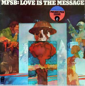 Cover - MFSB: Love Is The Message