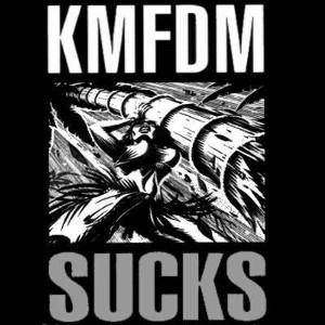 KMFDM: Sucks - Cover