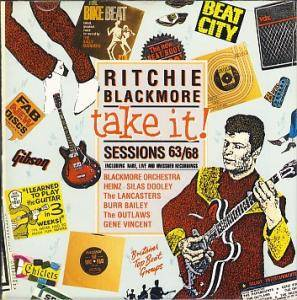 Cover - Sessions, The: Ritchie Blackmore - Take It! - Sessions 63/68