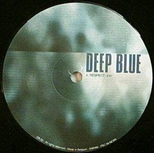 Cover - Deep Blue: Respect / Sweet Taste