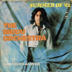 Cover - Biddu Orchestra, The: Summer Of '42