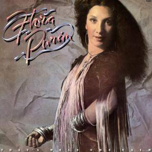 Cover - Flora Purim: That's What She Said