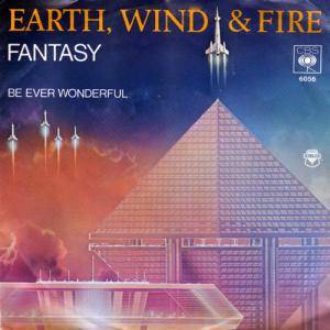 Earth, Wind & Fire: Fantasy - Cover