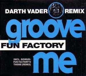 Fun Factory: Groove Me - Cover