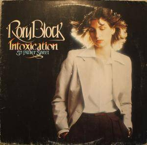Cover - Rory Block: Intoxication