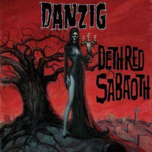 Danzig: Deth Red Sabaoth - Cover