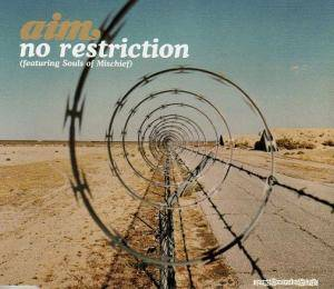 Cover - Aim: No Restriction
