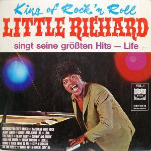 Cover - Little Richard: King Of Rock 'n' Roll: Little Richard Singt Seine Größten Hits - Life