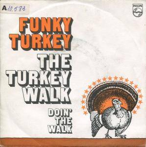 Cover - Funky Turkey: Turkey Walk, The