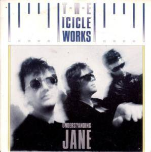 The Icicle Works: Understanding Jane - Cover