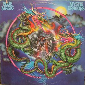 Cover - Blue Magic: Mystic Dragons