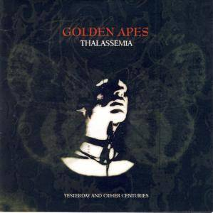 Cover - Golden Apes: Thalassemia