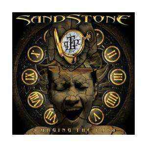 Sandstone: Purging The Past - Cover