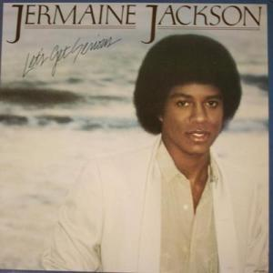Jermaine Jackson: Let's Get Serious - Cover