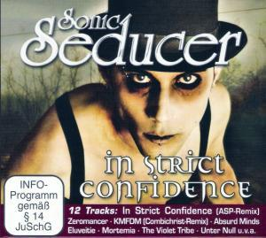 Sonic Seducer - Cold Hands Seduction Vol. 104 (2010-03) - Cover