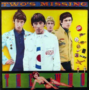 The Who: Two's Missing - Cover