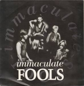 Immaculate Fools: Immaculate Fools - Cover