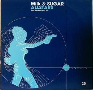 Cover - Mike Milk & Steven Sugar: Milk & Sugar Allstars 2nd Anniversary EP