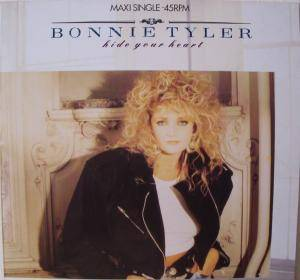 Bonnie Tyler: Hide Your Heart - Cover
