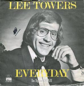 Cover - Lee Towers: Everyday