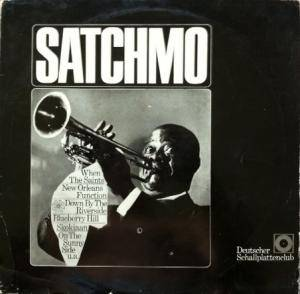 Louis Armstrong: Satchmo (Decca) - Cover