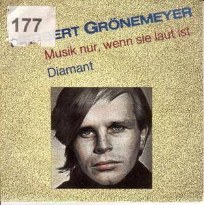 """Herbert Grönemeyer: Musik Nur, Wenn Sie Laut Ist (7"""") - Bild 1"""
