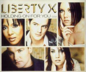 Cover - Liberty X: Holding On For You