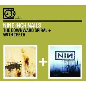 Nine Inch Nails:The Downward Spiral / With Teeth - 2-CD ...
